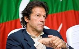 Imran Khan of PTI