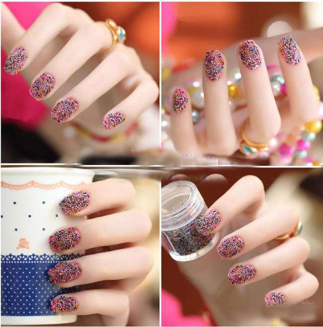 Eid Special Nail Art Designs For Women