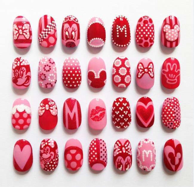 Eid special nail art designs for women if you cant make the design on your nail then all you have to do is smooth the stickers onto your nails and file away the excess prinsesfo Choice Image