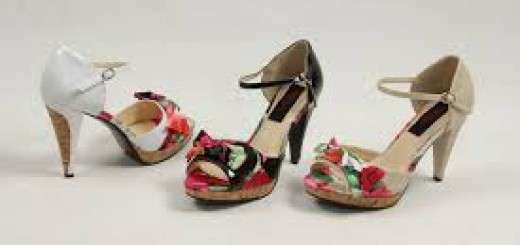 76f0a2b6a77f6a Le Sole by Needle Impressions Footwear Eid Collection 2013 For Girls
