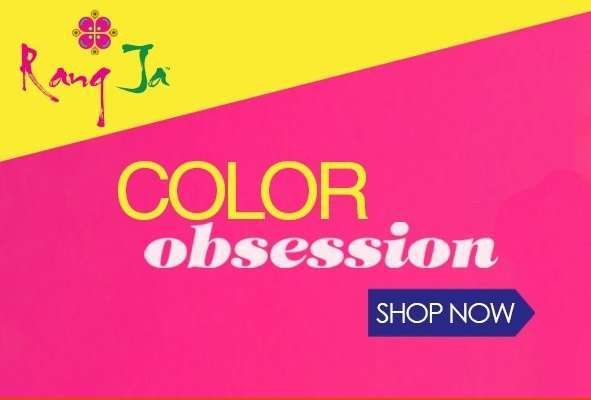 rang ja winter catalog of color obsession 6 Rang Ja Eid Collection 2013