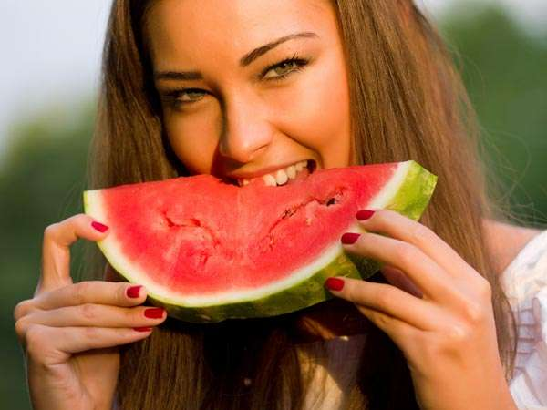 watermelon for healthy skin