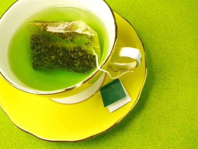 green tea beg