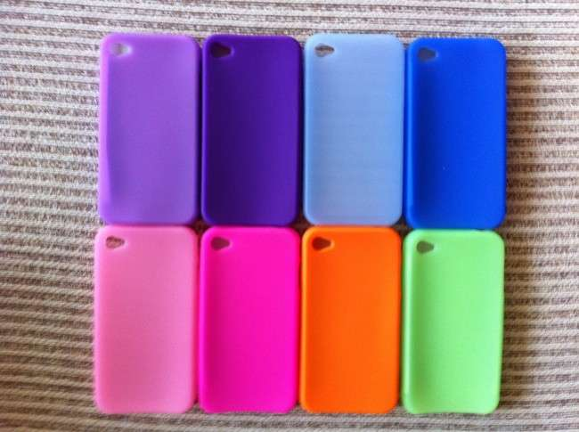 4Silicon Cover Latest iPhone Covers Of 2013