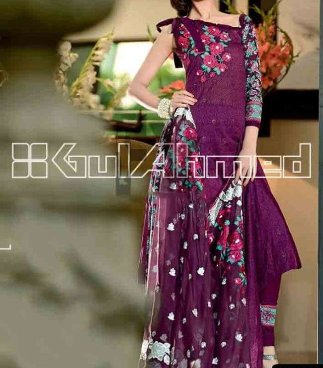 GULAHMED EID COLLECTION 2013 411 Gul Ahmed Ideas Eid Collection 2013 for Men and women