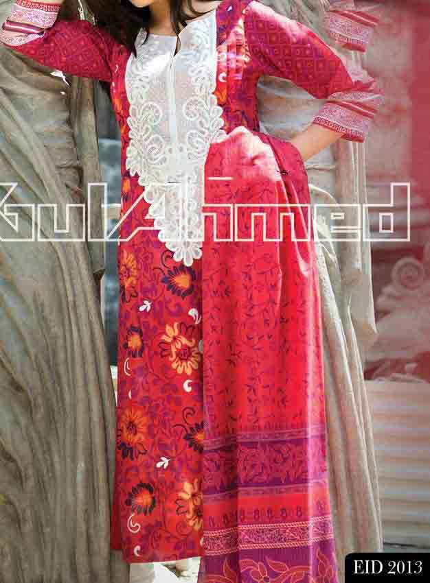 gul ahmed ramadan eid collection 2013 normal lawn 3000 Gul Ahmed Ideas Eid Collection 2013 for Men and women