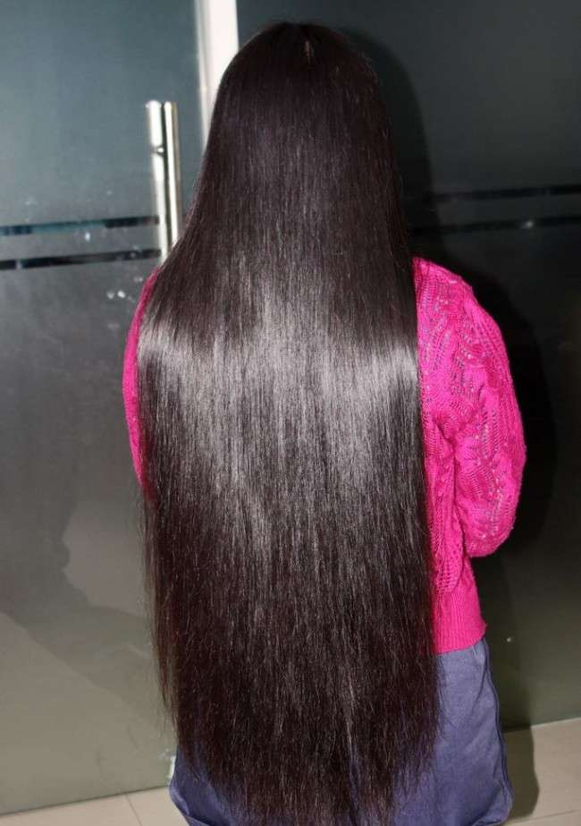 Healthy Tips For Thick Long Hairs