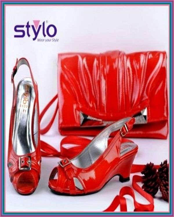 stylo red shoes