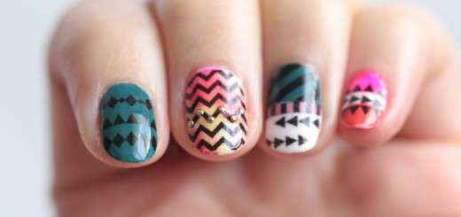 designs for different nail colours