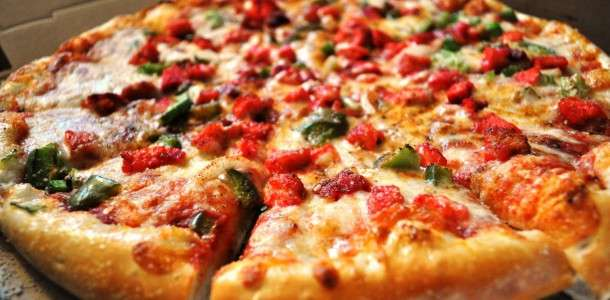 Recipe Of Chicken Tikka Pizza