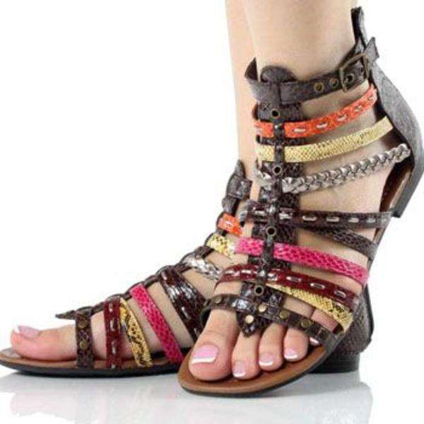 f47a5ed3cb5c0f Stylo Footwear Summer Collection 2013