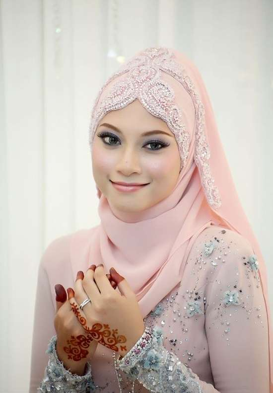 bridal-simple-hijab-style-2013