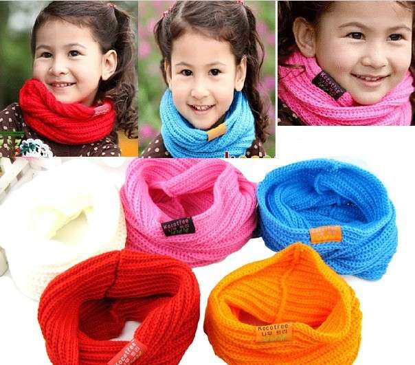 retail-5-colors-in-stock-2013-new-style-designer-muffler-brand-knitting-kids-scarfs-font-b