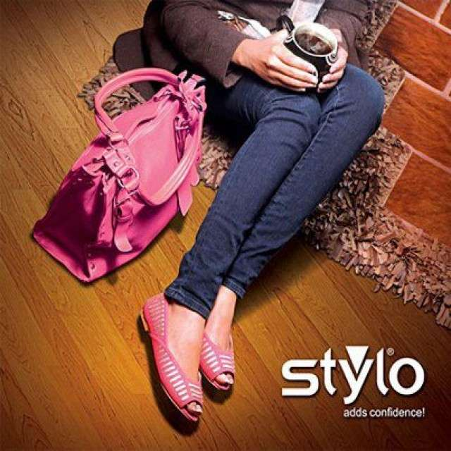 stylo shoes and bag