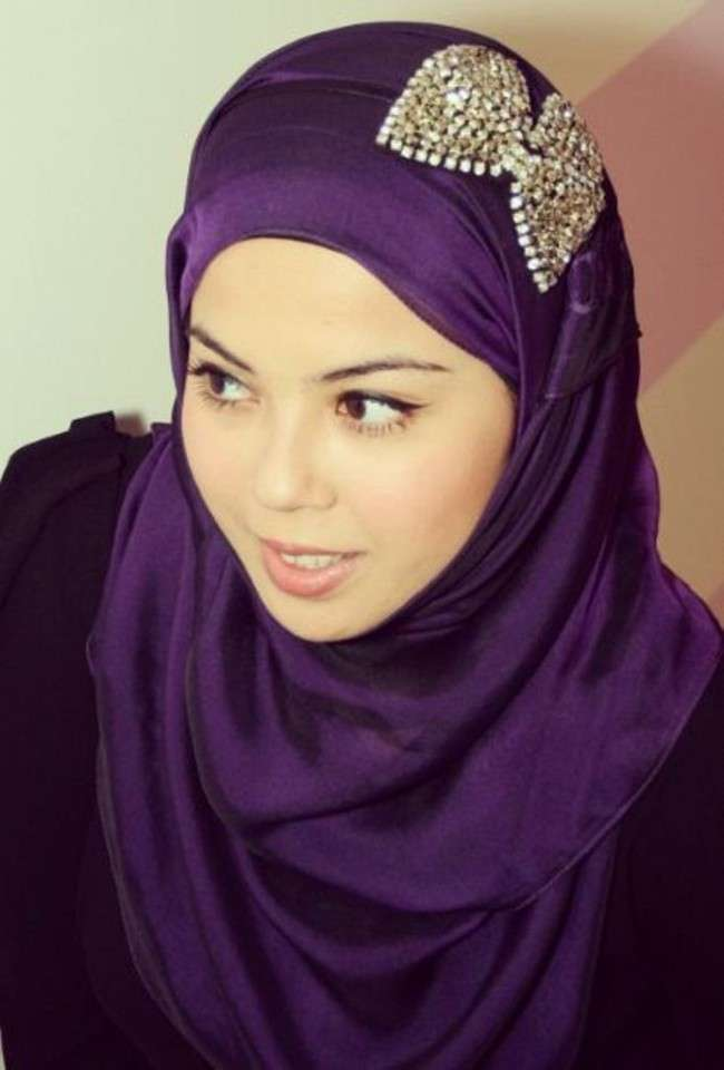 Hijab Style with Headbands