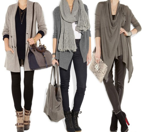 Warm Outfits for Winter Season