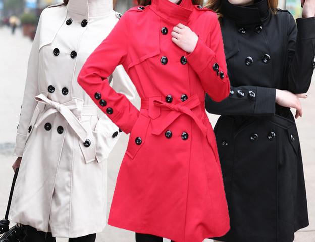 Long Coats Give Smart Look during Winter