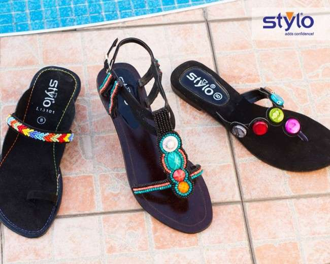 Summer Foot Wear Collection By Stylo Shoes 2013 1 Stylo Shoes Winter Collection 2013