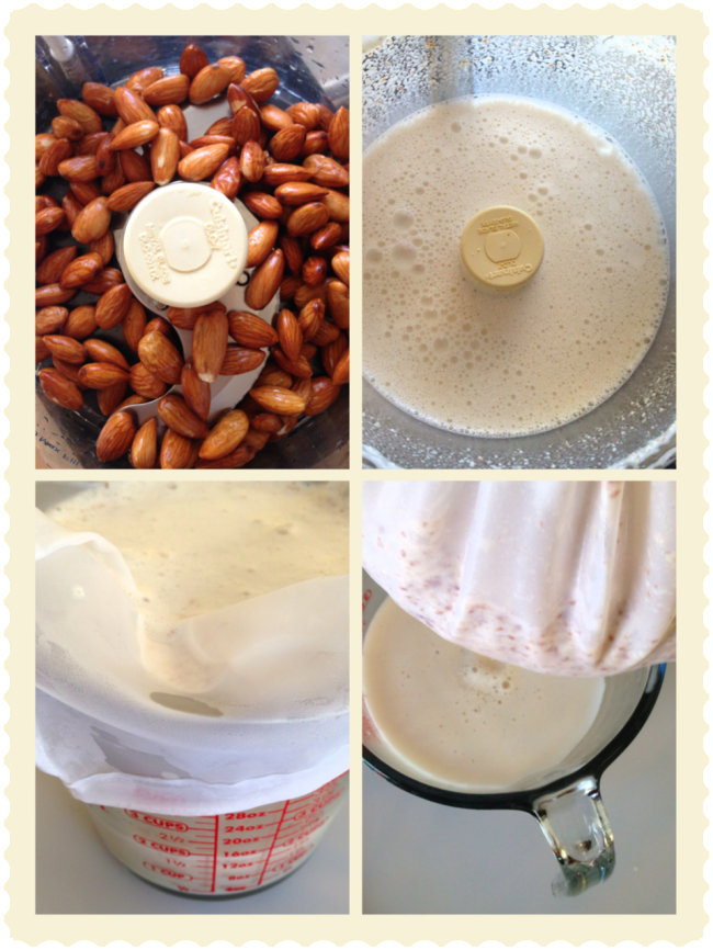 almond-milk-steps
