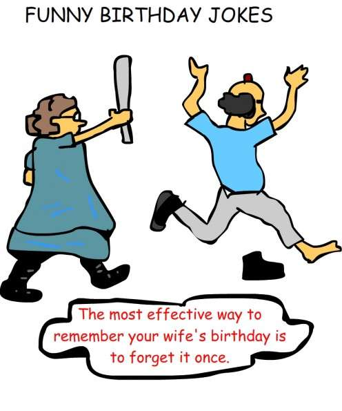 Birthday Quotes For Wife Funny: FUNNY BIRTHDAY WISHES