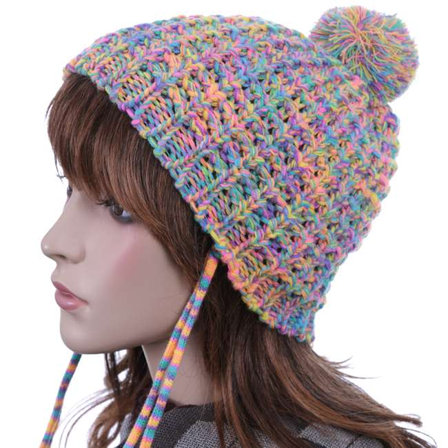 ... woolen cap would look good and will give you a unique look. For girls 99fde8d43b2a