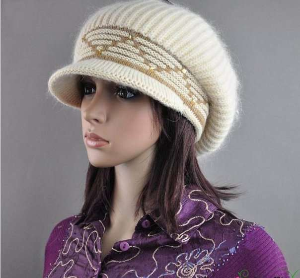 Fashionable Winter Caps/Hats For Girls