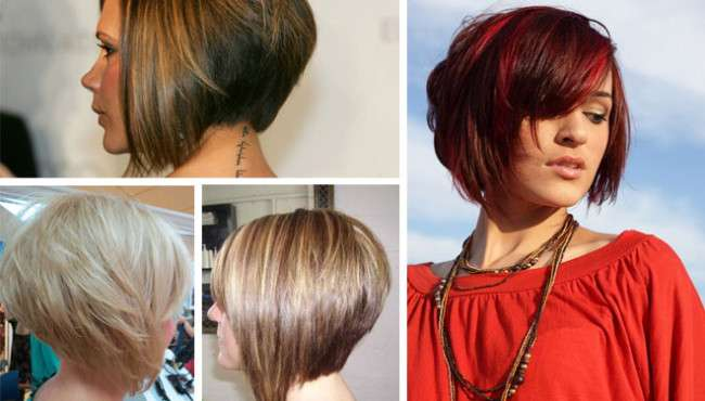 Short Bob Hairstyles for Women 2015