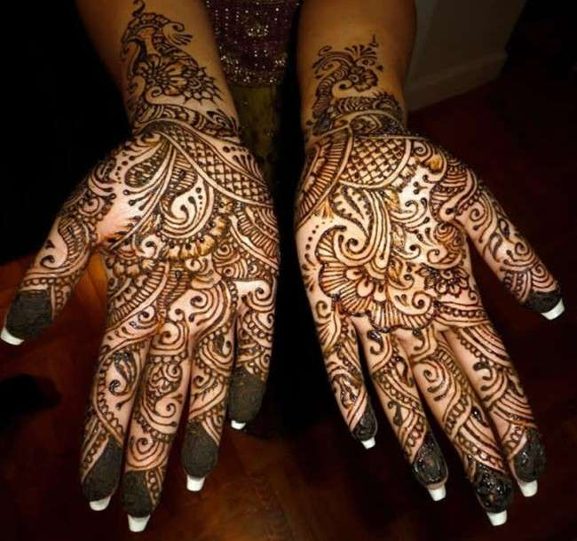 Beautiful Bridal Mehndi Designs For Girls4 Mehndi Designs 2014