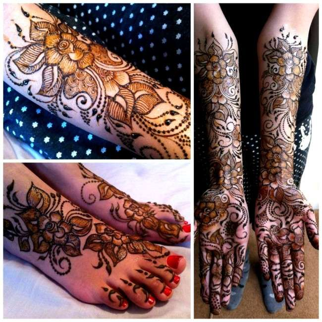 Beautiful Collection of Mehndi Designs 2013 2014 for Girls and Women 1 Mehndi Designs 2014