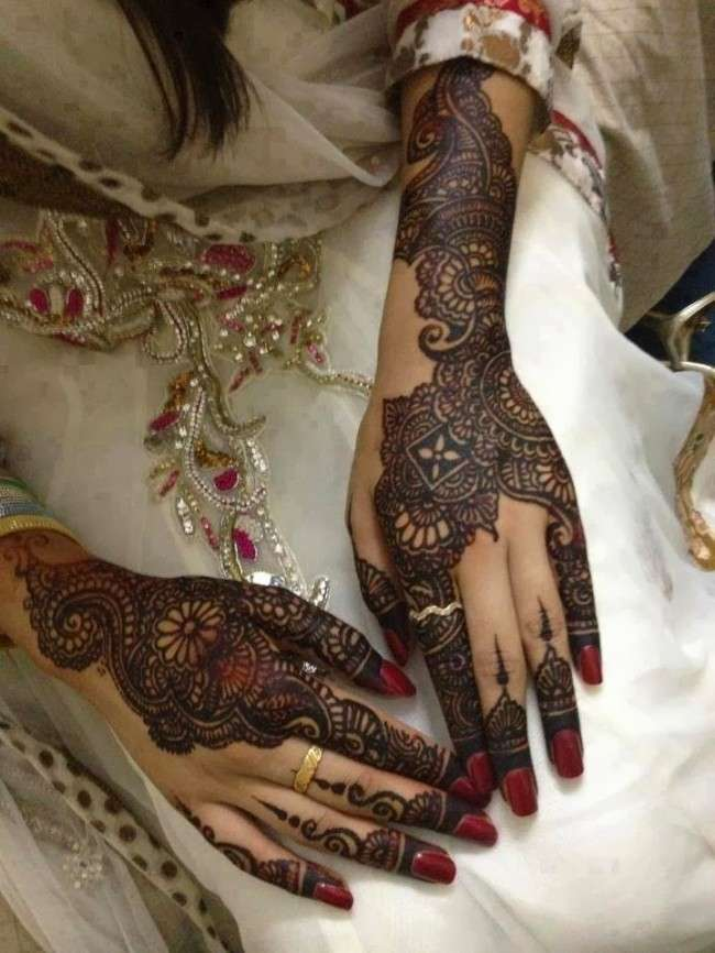 Latest And Beautiful Mehandi Designs 2014 009 Mehndi Designs 2014