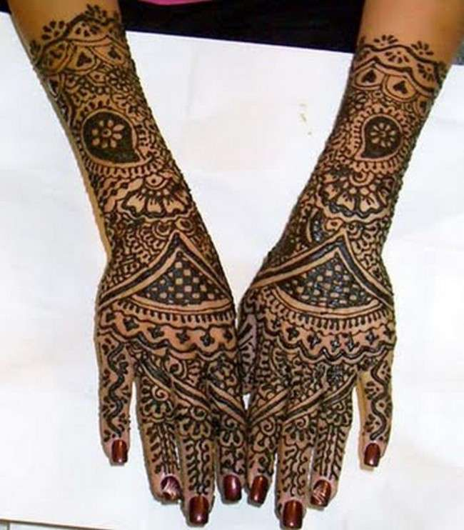 Mehndi Designs Enhance Your Beauty 12 Mehndi Designs 2014