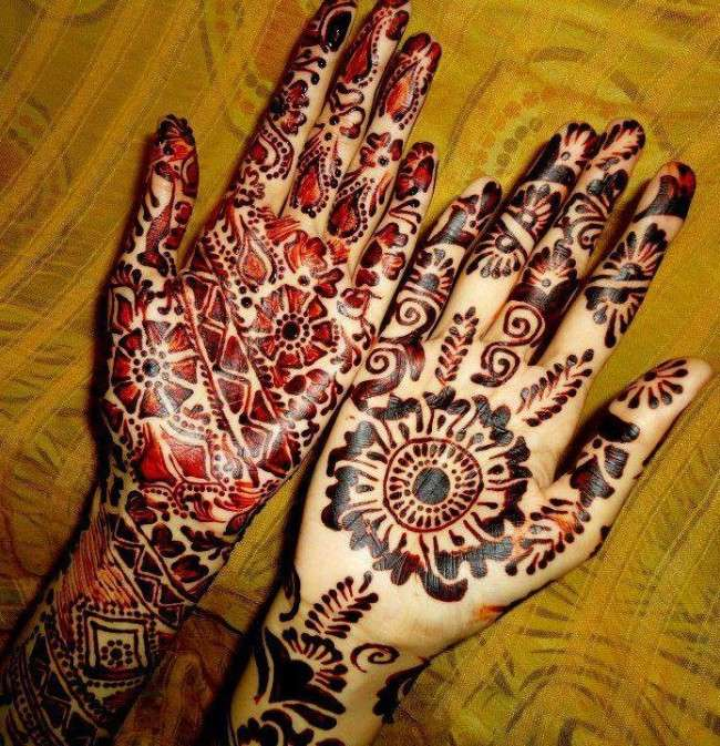 Mehndi New Designs Collection For Girls 2013 1 Mehndi Designs 2014