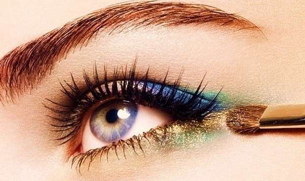 Image result for eye make up applied