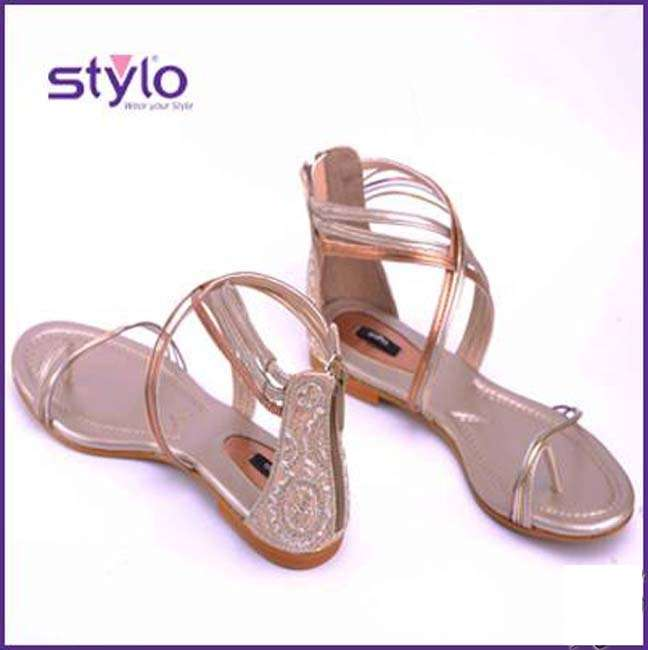 Stylo Shoes Eid collection 2013 2014 7 Stylo Shoes Winter Collection 2014