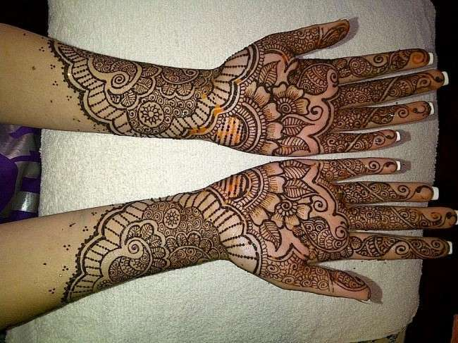 Top Arabic Mehndi Designs 2013 2014 By Sameena Khan 009 www.fashionhuntworld.blogspot.com  Mehndi Designs 2014