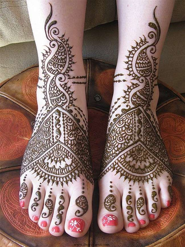 beautiful Feet Mehndi Designs 2013 2014 Mehndi Designs 2014