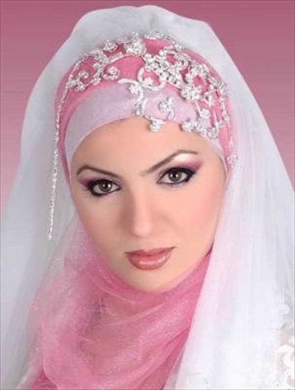 Bridal Hijab Trends 2014
