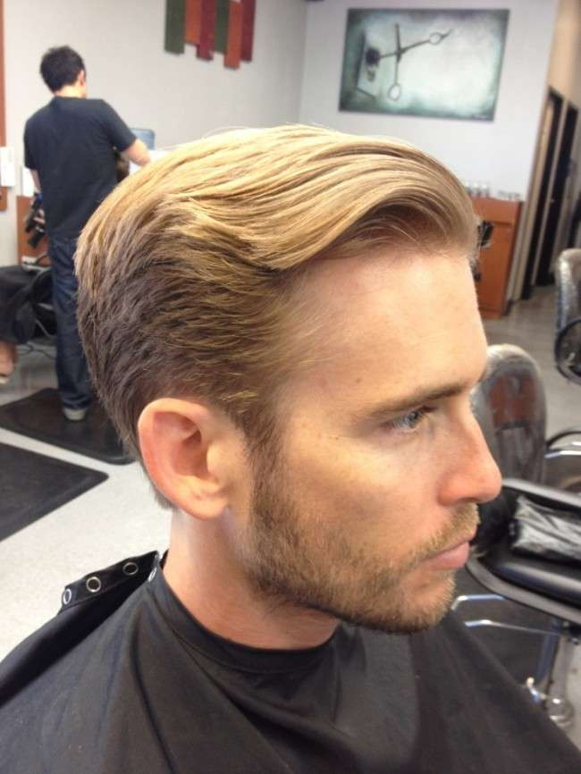 Latest New Hairstyle : Men Hairstyles 2014