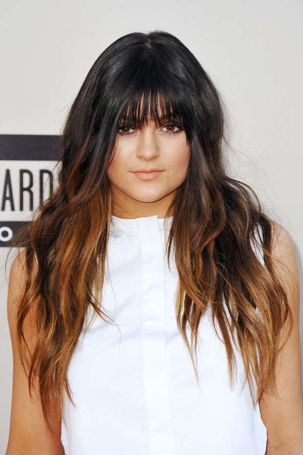 Hairstyles With Bangs 2014