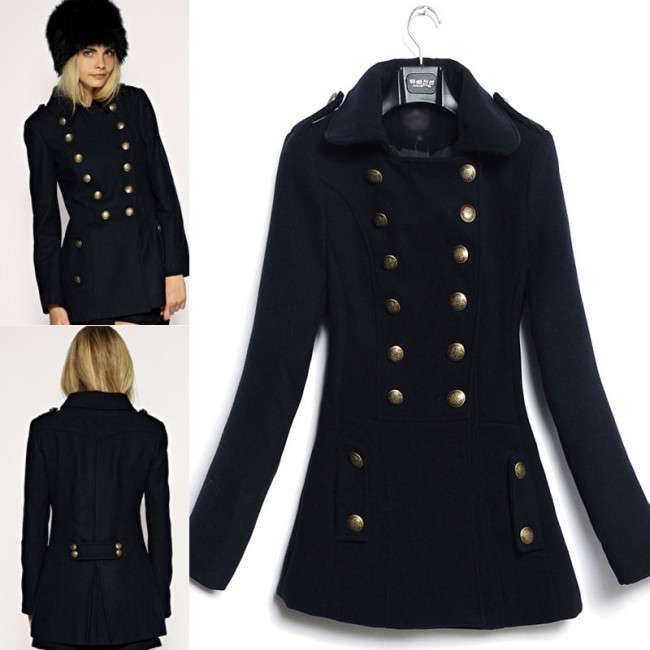 Shop for women military jacket at tubidyindir.ga Free Shipping. Free Returns. All the time.