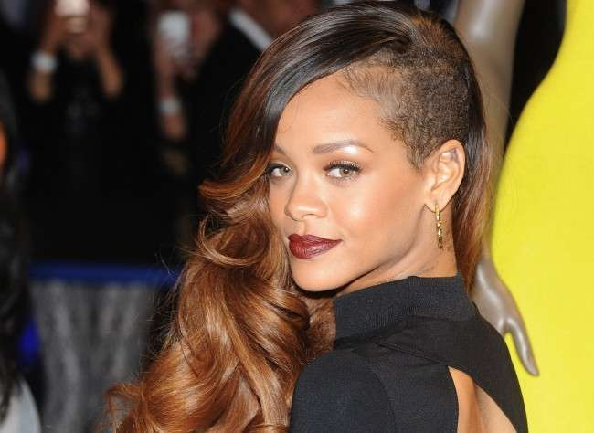 4 Rihanna Hairstyles 2014 Latest Hairstyles for Girls 2014