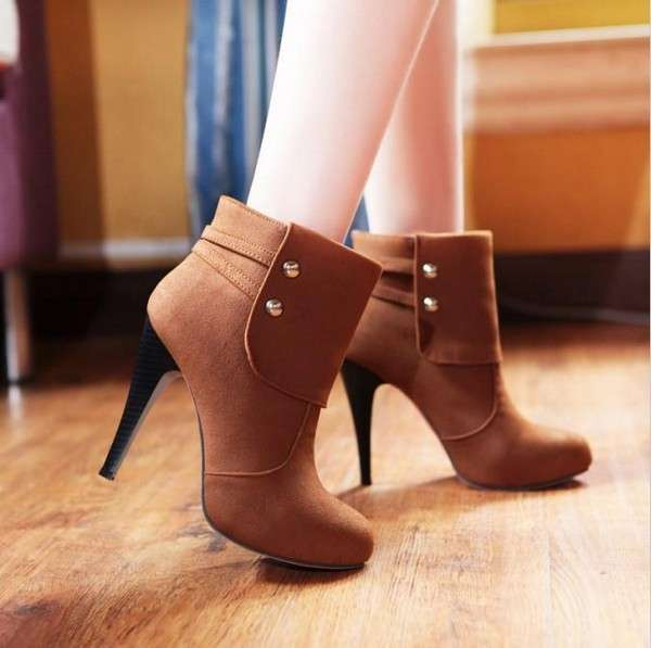 winter collection of women boots 2014 2015