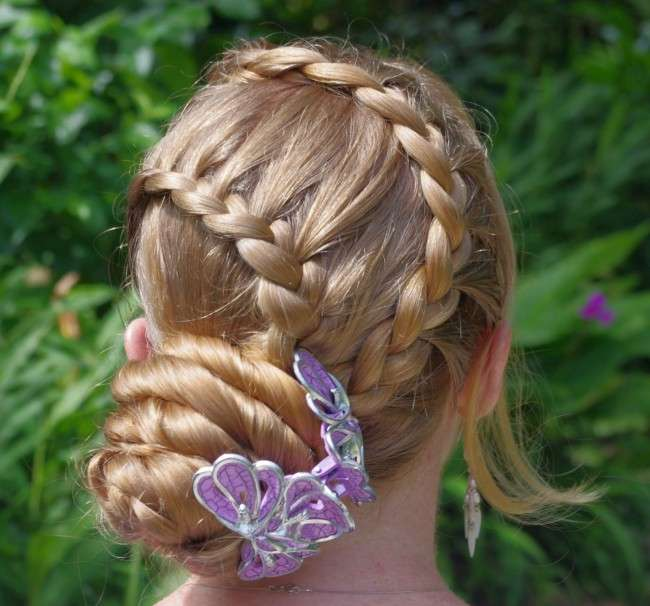 Flower Girl Hairstyles for Long Hair3 Latest Hairstyles for Girls 2014