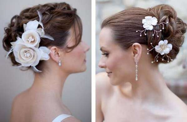 Flower Hairstyles For Girls Latest Hairstyles for Girls 2014