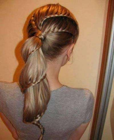 Hairstyles. 3 Latest Hairstyles for Girls 2014