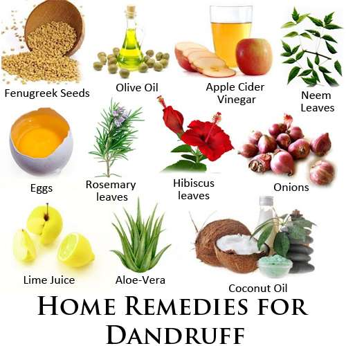 Home Remedies For Dandruff Using Olive Oil