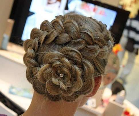 Latest Christmas Ceremonies Superb Cool Hairstyles For Ladies 8 Latest Hairstyles for Girls 2014
