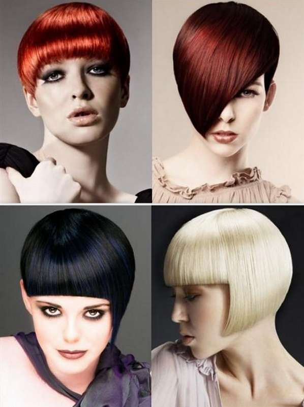 Latest Women 10 Classic Short Hairstyles For year 2014 5 Latest Hairstyles for Girls 2014