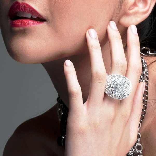 latest collection of cocktail rings for women 2014