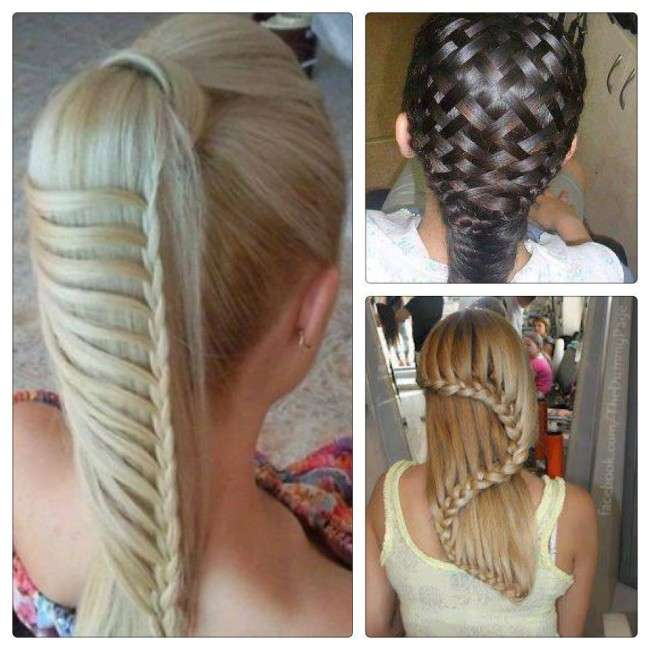 original Latest Hairstyles for Girls 2014